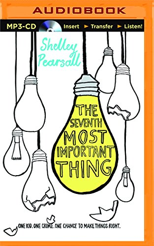 The Seventh Most Important Thing: Pearsall, Shelley