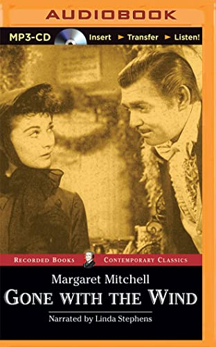 Gone with the Wind (MP3 CD): Margaret Mitchell