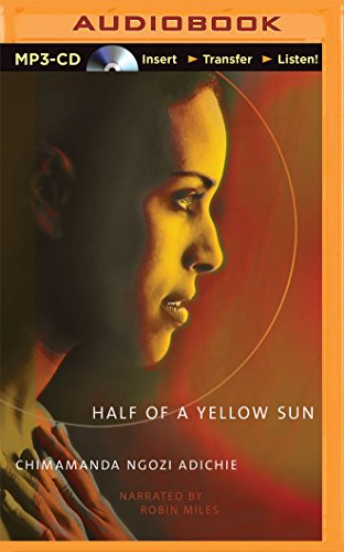 Half of a Yellow Sun: Adichie, Chimamanda Ngozi