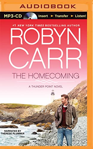 The Homecoming (Thunder Point): Carr, Robyn