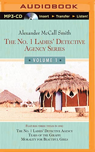 The No. 1 Ladies' Detective Agency Series: McCall Smith, Alexander/