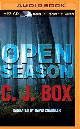 9781501260261: Open Season (Joe Pickett Series)