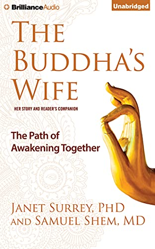 9781501261022: The Buddha's Wife: The Path of Awakening Together