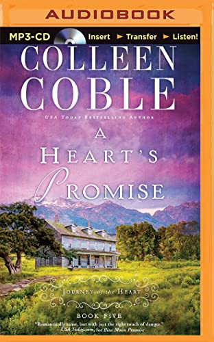 9781501261145: A Heart's Promise: 5 (Journey of the Heart)