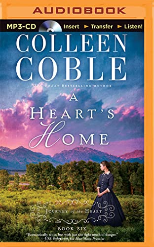 A Heart's Home (Journey of the Heart): Coble, Colleen