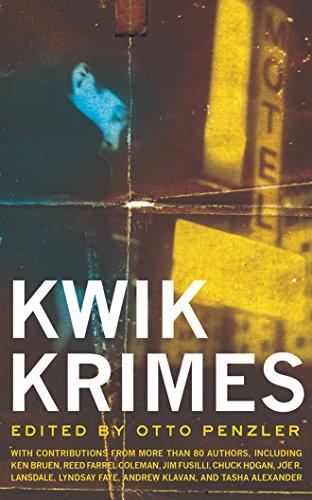 Kwik Krimes: Albert Ashforth, Bruce Harris, Dana C. Kabel, Eric Beetner, Erik Arneson, Jim J. ...