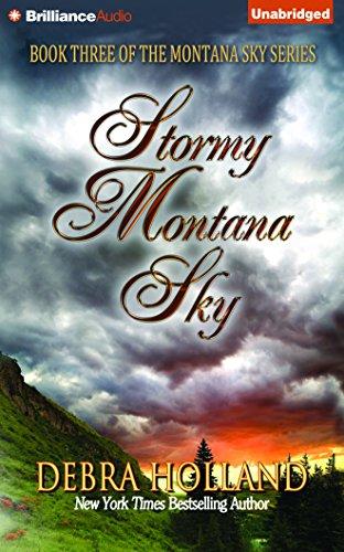 9781501261749: Stormy Montana Sky