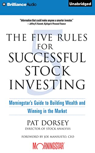 9781501261893: The Five Rules for Successful Stock Investing: Morningstar's Guide to Building Wealth and Winning in the Market