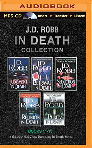 J. D. Robb in Death Collection Books: J D Robb