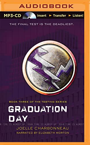 9781501262524: Graduation Day (The Testing Trilogy)