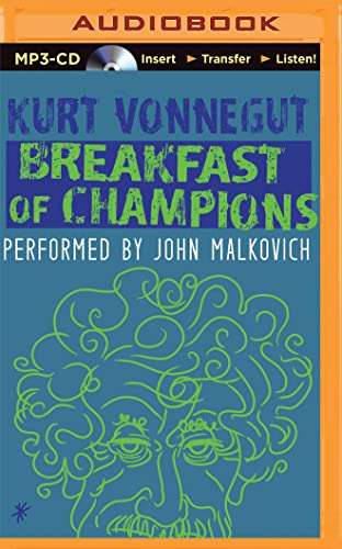 9781501263378: Breakfast of Champions: A Novel