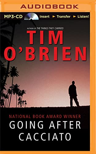 Going After Cacciato: Tim O'Brien