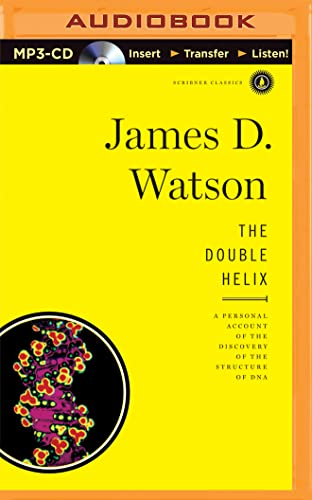 9781501264009: The Double Helix: A Personal Account of the Discovery of the Structure of DNA