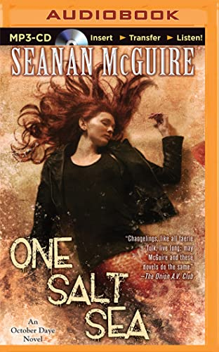 One Salt Sea: An October Daye Novel: McGuire, Seanan