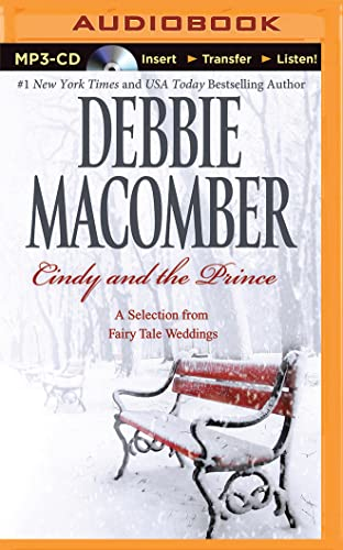 Cindy and the Prince: A Selection from Fairy Tale Weddings: Macomber, Debbie