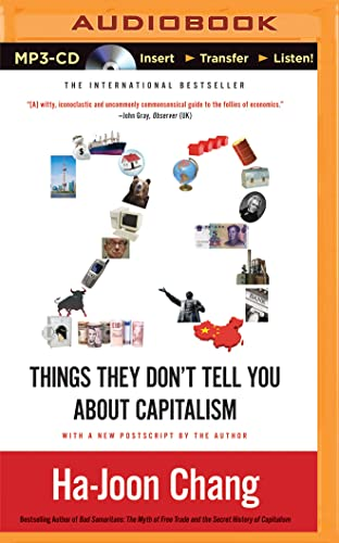 9781501266300: 23 Things They Don't Tell You About Capitalism