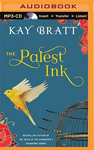 9781501266836: The Palest Ink (Tales of the Scavenger's Daughters)