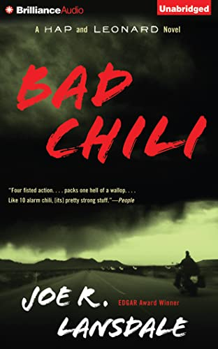 Bad Chili: A Hap and Leonard Novel: Lansdale, Joe R.