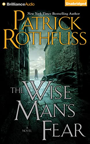 The Wise Man's Fear (Plus Bonus Digital Copy of the Name of the Wind): Rothfuss, Patrick