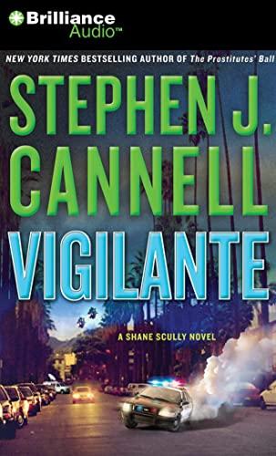 Vigilante: Cannell, Stephen J.