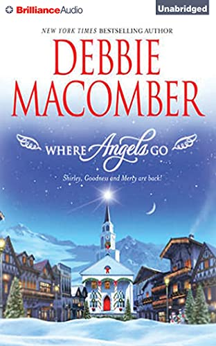 Where Angels Go: Macomber, Debbie