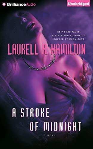 A Stroke of Midnight (Meredith Gentry Novels): Laurell K. Hamilton