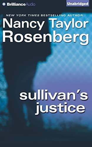 Sullivan's Justice (Carolyn Sullivan): Nancy Taylor Rosenberg