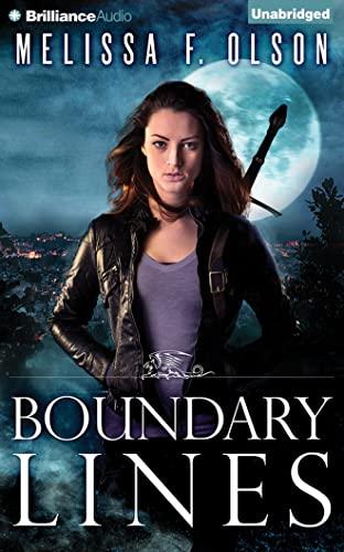 Boundary Lines (Boundary Magic): Olson, Melissa F.