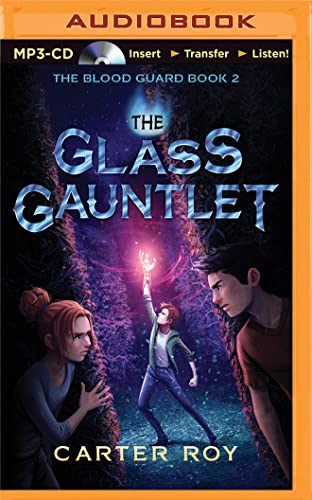 9781501274411: The Glass Gauntlet (The Blood Guard)
