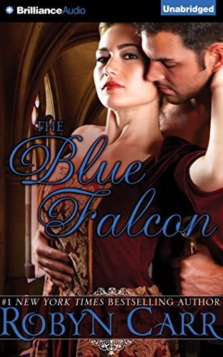 The Blue Falcon: Carr, Robyn
