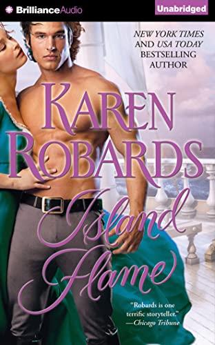 Island Flame: Robards, Karen