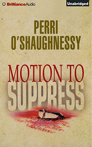 Motion to Suppress: O'Shaughnessy, Perri