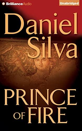 Prince of Fire (Gabriel Allon): Daniel Silva
