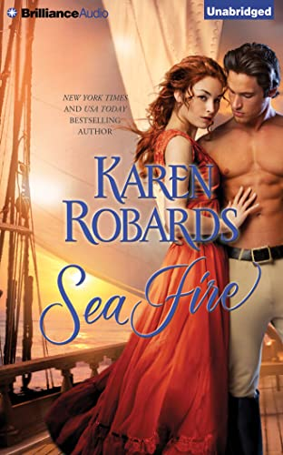 Sea Fire: Robards, Karen