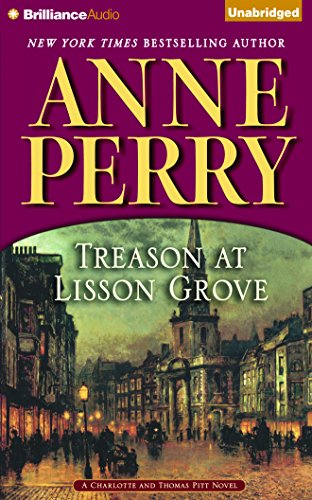 9781501275838: Treason at Lisson Grove (Charlotte and Thomas Pitt)