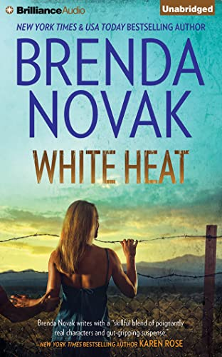 White Heat: Novak, Brenda