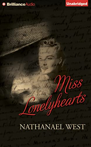 9781501276132: Miss Lonelyhearts