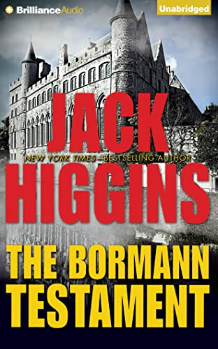The Bormann Testament (Paul Chevasse): Jack Higgins