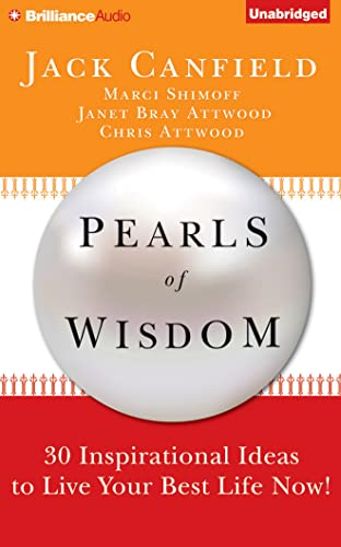 9781501276521: Pearls of Wisdom: 30 Inspirational Ideas to Live your Best Life Now!