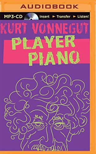 9781501277252: Player Piano