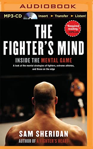 9781501277559: The Fighter's Mind: Inside the Mental Game