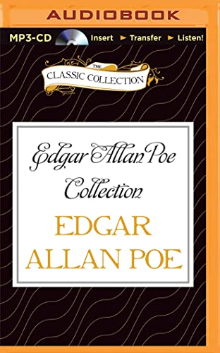 9781501278280: Edgar Allan Poe Collection: The Black Cat, The Gold Bug (The Classic Collection)