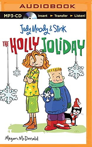 9781501278600: Judy Moody & Stink: The Holly Joliday