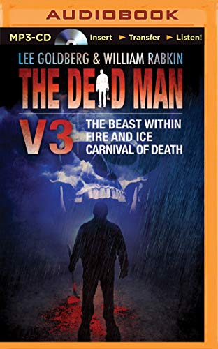 9781501279096: The Dead Man Vol 3: The Beast Within, Fire & Ice, Carnival of Death