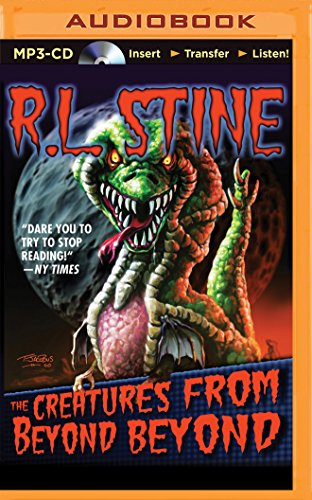The Creatures from Beyond Beyond: R. L. Stine