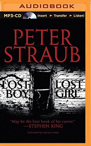 Lost Boy, Lost Girl: Straub, Peter