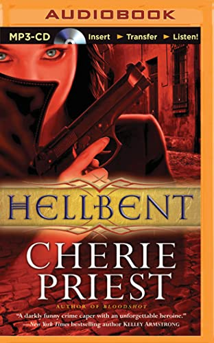 9781501280177: Hellbent (Cheshire Red Reports)