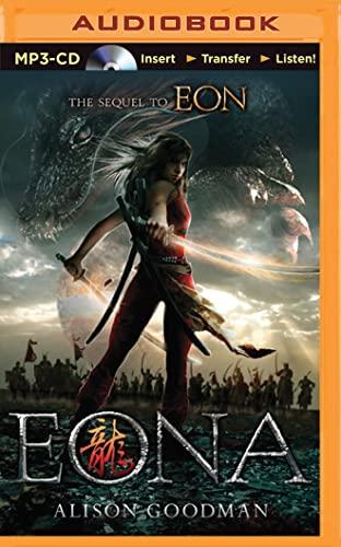 Eona: The Last Dragoneye: Goodman, Alison