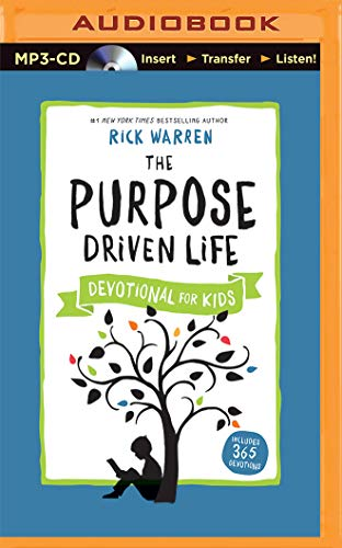 9781501281655: The Purpose Driven Life Devotional for Kids