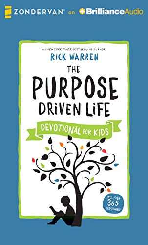 9781501281662: The Purpose Driven Life Devotional for Kids